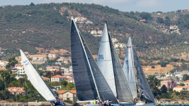 Με 82 σκάφη ξεκινά η Αegean Regatta 2017