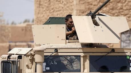 Νέα οργάνωση τρομοκρατών εμφανίστηκε στη Συρία, λέει η Ρωσία