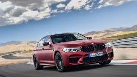 Οδήγησε πρώτος τη νέα BMW M5 (vid)