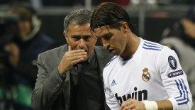 Σέρχιο Ράμος: «Ένας ακόμη προπονητής ο Μουρίνιο»