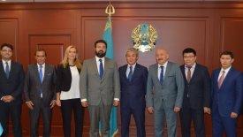Στο Καζακστάν ο Βασιλειάδης