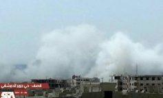 Συρία: Ρουκέτα χτύπησε την Διεθνή Έκθεση της Δαμασκού (pic&vid)