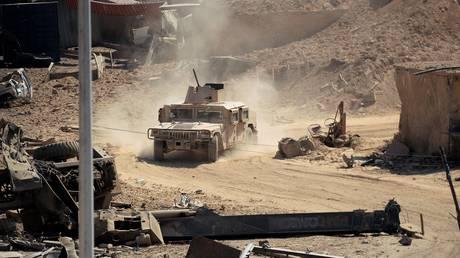 Συρία: Στα χέρια του στρατού το τελευταίο προπύργιο του ISIS στη Χομς