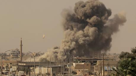 Σώστε τους αμάχους της Ράκα διαμηνύει στον συνασπισμό η Διεθνής Αμνηστία