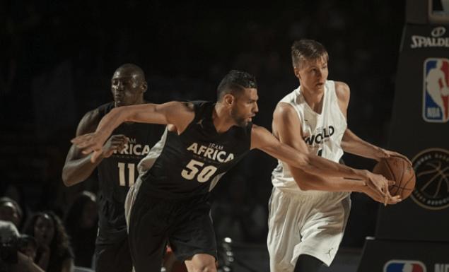Τα καλύτερα του «NBA Africa Game» (vids)