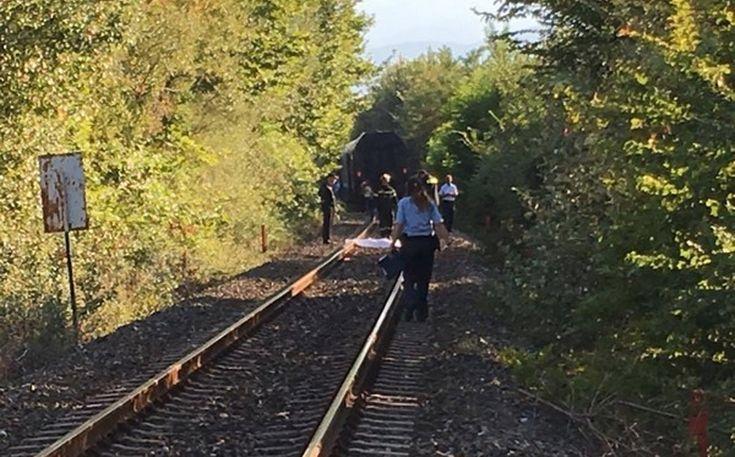 Τρένο παρέσυρε και διαμέλισε άντρα με ποδήλατο στα Τρίκαλα