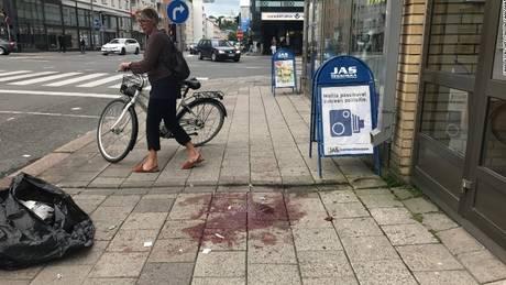 Φινλανδία: Δύο νεκροί και οκτώ τραυματίες από την επίθεση με μαχαίρι