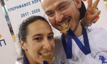 Χρυσό μετάλλιο ο Πολυχρονίδης στο Παγκόσμιο Όπεν Μπότσια της Σεβίλης