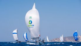Aegean Regatta 2017: Τα σκάφη έφτασαν στη Ρόδο