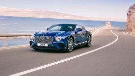 Bentley Continental GT: Κορυφαία ισχύς, μοναδική πολυτέλεια (pics & vid)