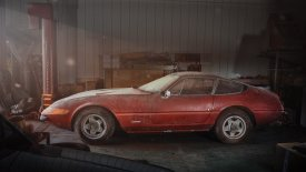 Ferrari «φάντασμα», αξίας 1.500.000€