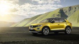 H VW παίζει σκληρό T-Roc (pics & vid)