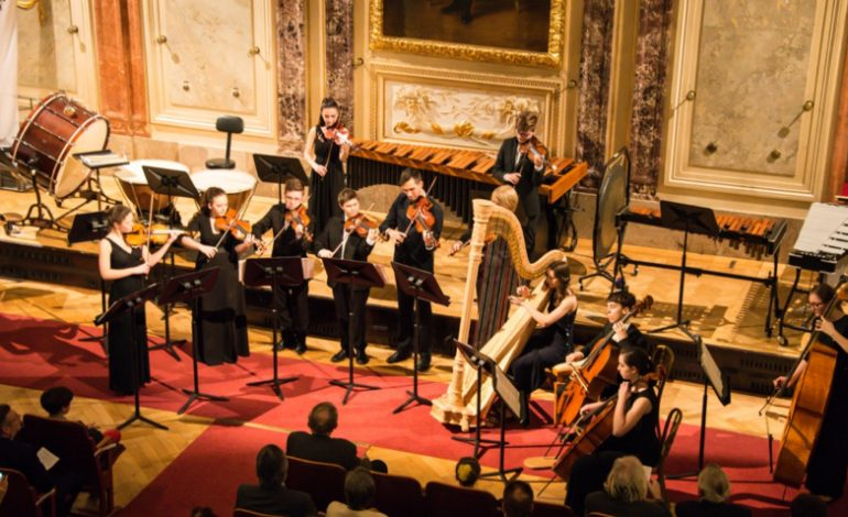Η ορχήστρα YOUNG MASTERS ENSEMBLE  στην Κηφισιά. Απόψε 8/08  στις 20.30 στο Δημαρχείο Κηφισιάς