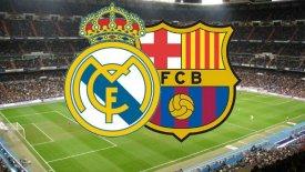 LIVE: Ρεάλ Μαδρίτης – Μπαρτσελόνα