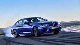 Mε 600 ίππους η νέα BMW M5 (pics & vid)