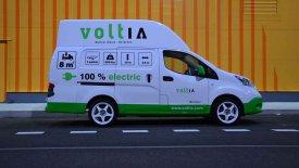 Maxi έκδοση για το ηλεκτρικό van της Nissan