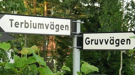 Ytterby…το χωριό που αγαπούν οι χημικοί!