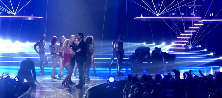 Πανικός σε συναυλία της Britney Spears – Εισβολέας επιχείρησε να της επιτεθεί