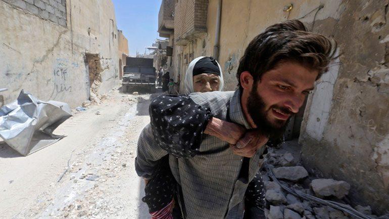 Ιράκ: Χιλιάδες άμαχοι εγκαταλείπουν την Ταλ Αφάρ