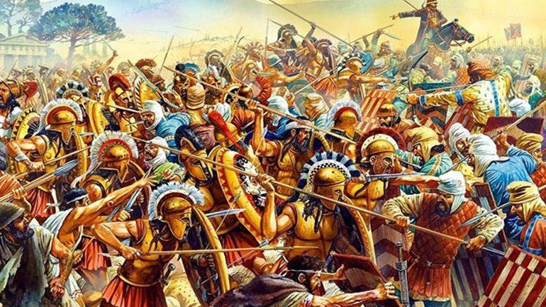 Η Μάχη των Πλαταιών