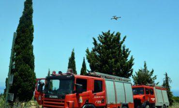 Ζάκυνθος: Ελικόπτερο εντόπισε εμπρηστές - Μεγάλη επιχείρηση για τη σύλληψή τους
