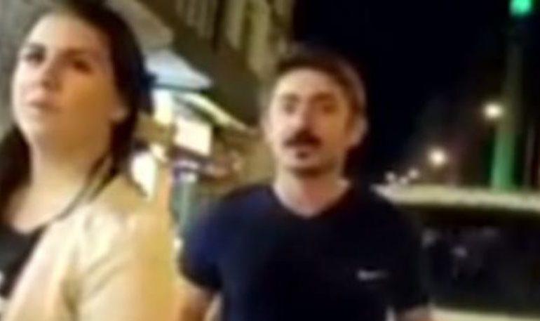 Σοκαριστικό βίντεο: Μετέδωσε σε live streaming τη στιγμή της παράσυρσής του από αυτοκίνητο.