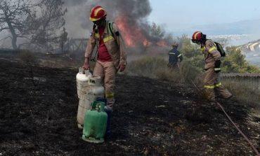 Πριν λίγο: Σύλληψη 63χρονου πυρομανή στην Πάρνηθα που ήταν έτοιμος να κάψει το βουνό