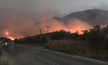 Έκτακτη είδηση Φωτιά τώρα 20.15 στο Τατόι