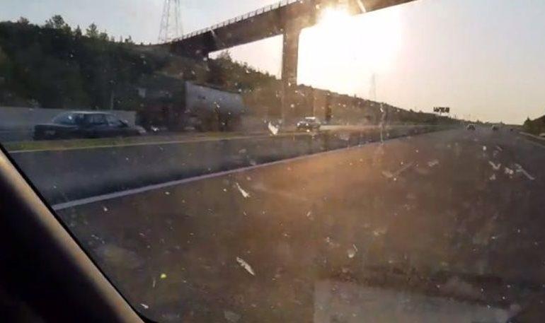 Απίστευτο βίντεο: Οδηγεί ανάποδα επί χιλιόμετρα στην Κορίνθου – Τριπόλεως!