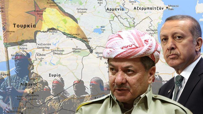 «Τρέμει» η Άγκυρα το κουρδικό δημοψήφισμα