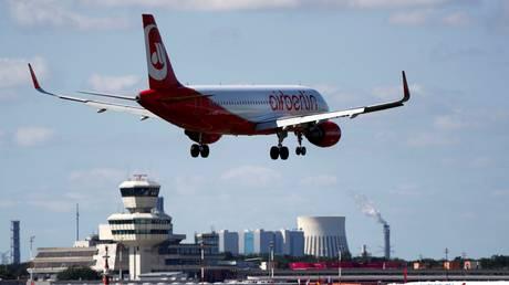 «Πράσινο φως» από την Κομισιόν για την κρατική ενίσχυση στην Air Berlin