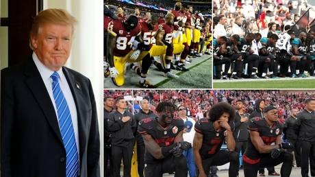 «Φουντώνει» η κόντρα Ντόναλντ Τραμπ – NFL (pics&vid)