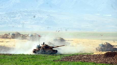 Άγκυρα: Θα ξεσπάσει παγκόσμια σύρραξη στην περίπτωση διάλυσης του Ιράκ και της Συρίας