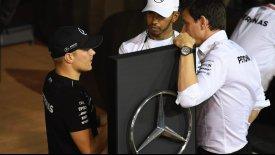 Έκπληκτος από τη Ferrari ο Χάμιλτον