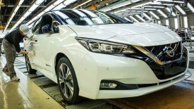 Έναρξη παραγωγής για το νέο Nissan Leaf