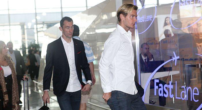 Έφυγε για Τορίνο ο Ολυμπιακός (photo)