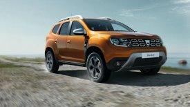 Αγνώριστο έγινε το νέο Dacia Duster (pics)