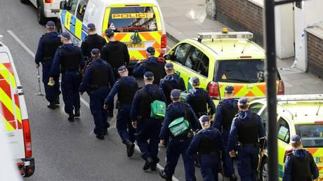 Βρετανική αστυνομία: Τρομοκρατική επίθεση η έκρηξη στο μετρό