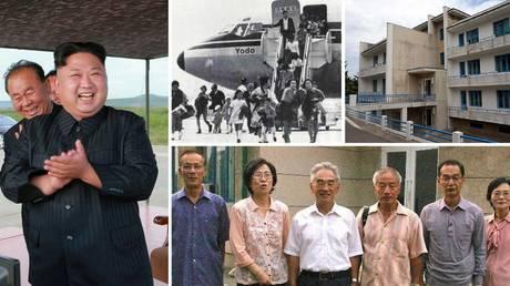 Βόρεια Κορέα: Οι Ιάπωνες αεροπειρατές που «φιλοξενούνται» από τον Κιμ