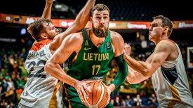 Γερμανία-Λιθουανία 72-89