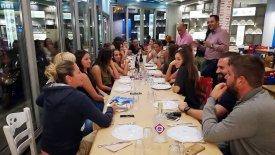Γεύμα παρέθεσε ο χρηματοδότης του Εθνικού Πειραιώς στην ομάδα πόλο γυναικών