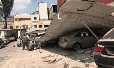 Εικόνες καταστροφής στο Μεξικό μετά το χτύπημα του Εγκέλαδου (vids)
