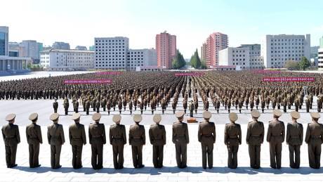 Ενισχύει την άμυνά της η Βόρεια Κορέα μετά τις πτήσεις αμερικανικών βομβαρδιστικών