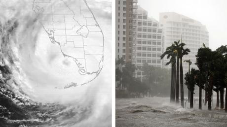 Η Ίρμα ξεσπά την οργή της στη Φλόριντα – «Προσευχηθείτε για μας» (vids & pics)