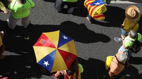 Η απάντηση της Μαδρίτης στο δημοψήφισμα για την ανεξαρτησία της Καταλονίας