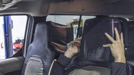 Η Ford ήταν πίσω από το… κόλπο με το αυτοκινούμενο όχημα (pics & vid)