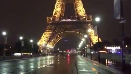 Λήξη συναγερμού στο Παρίσι: Συνελήφθη ένας ύποπτος στον Πύργο του Άιφελ (pics&vid)