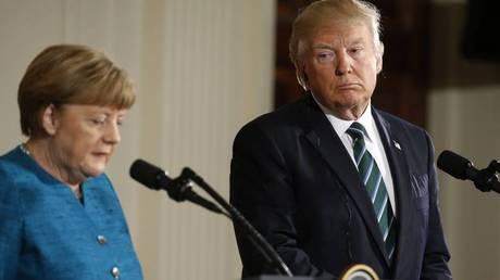 Μέρκελ – Τραμπ καλούν για αυστηρότερες κυρώσεις κατά της Βόρειας Κορέας
