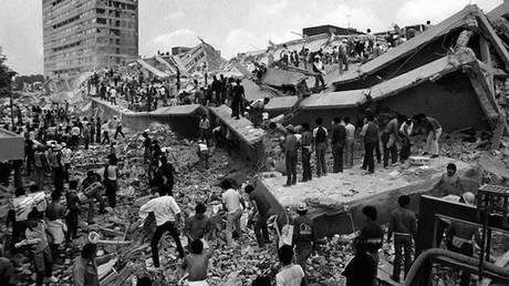 Μεξικό: Ο Εγκέκλαδος χτύπησε στην «επέτειο» του φονικού σεισμού του 1985
