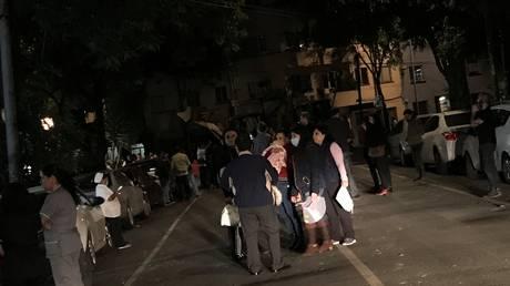 Μεξικό: Στους 58 οι νεκροί από τον φονικό σεισμό των 8,1 Ρίχτερ